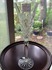 Waterford Crystal 12 Days Of Christmas Collection 2 Turtle Doves Champagne Flute
