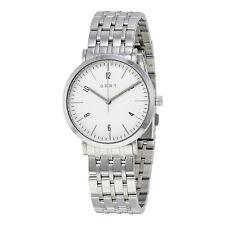 DKNY Minetta Silver Dial Ladies Watch NY2502
