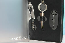AUTHENTIC PANDORA NEW Limited Edition WINE Opener, stopper and Foil Cutter set