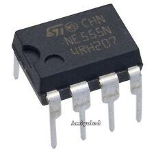 5 x NE555 Temporizador timer precision oscidalor DIP 8 RC