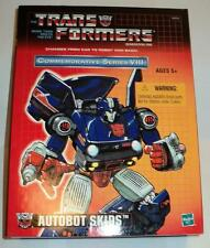 TRANSFORMERS COMMEMORATIVE SERIES VIII 2004 G1 REISSUE SKIDS MISB