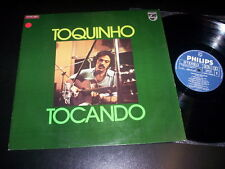 """Toquinho """"Tocando"""" LP Philips – 6349 349 Brazil 1977"""