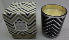 DW Home Viviana Smoked Vanilla Richly Scented Candle 7.7oz with Gift Box