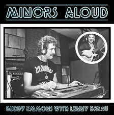 BUDDY EMMONS & LENNY BREAU - MINORS ALOUD - CD REISSUE