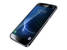Samsung Galaxy S7 DUOS 32GB Unlocked GSM Black 4G Smartphone