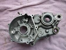 2000 KAWASAKI KX 80 LEFT ENGINE CASE  00 KX80 BOTTOM END
