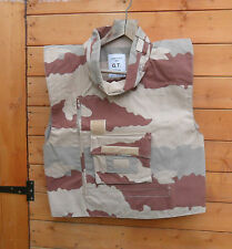 FRENCH ARMY MILITARY VTN INDUSTRIES DESERT CAMOUFLAGE CAMO FLAK JACKET STAB VEST