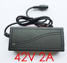 42V 2A Lipo Battery Scooter Balance Charger For Electric Self Balancing 2000mA