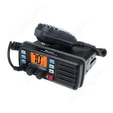 Recent RS-507M VHF LCD 2-Way Walkie Talkie Marine Mobile Radios Transceiver