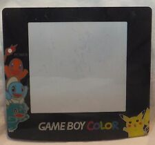 Game Boy Color (GBC) Screen Protector (Lens)- Pokemon/Pikachu Silver/Gold [4C,L]