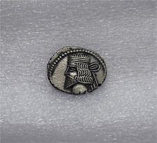 Parthia Kings King Vardanes I Silver Drachm 40 - 45 Ad Xf