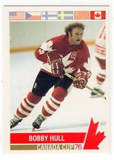 1X BOBBY HULL 1992 93 Future Trends #142 76 Canada Cup 1976