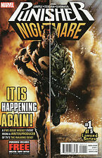 Punisher Nightmare #1 (NM) `13 Gimple/ Texeira