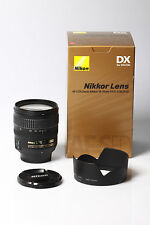 Nikkor Lens AF-S DX Zoom-Nikkor 18-70mm f/3.5-4.5G IF ED
