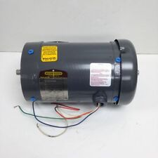 BALDOR .60 HP 750 RPM TEFC 415 VOLTS 56CZ 3 PHASE MOTOR NEW SURPLUS