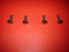 1970s Ducati 900SS Bevel Stainless Polished Mushroom Head Side Panel Screws