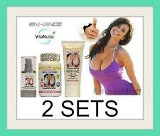 2x Enhance Breast Enlargement Pills Nano Cream Serum Firming Bust Enhancement