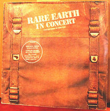 MOTOWN 2-LPs 320-15-005: RARE EARTH - In Concert - 1971 GERMANY OOP NM