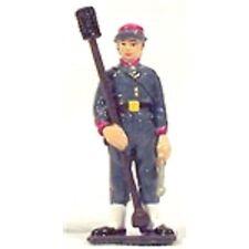 CS Artillery Metal Figurine, Civil War, New