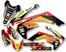 2005 2006 2007 2008 HONDA CRF 450R GRAPHICS KIT CRF450R 450 R DECO DECALS MOTO