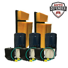 2 Air, 3 Fuel & 3 Oil Filters for 2011-2016 Ford F-250, 350, 450, 550 V8 6.7L