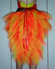 Bird of Paradise Fantasy Tutu with stunning Tail. Carnival/Dance/Hen Party etc.