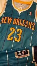 Anthony Davis New Orleans Hornets Rookie Authentic Pro Cut Adidas Jersey UK L+2