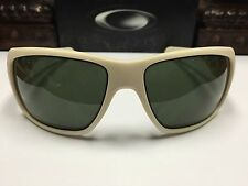 NEW Genuine OAKLEY BIG TACO Matte Bone Sunglass 9173-07 FREE FAST USA SHIP!!