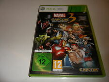XBOX 360 Marvel vs. Capcom 3-fate of Two Worlds