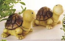 2 ganz niedliche Schildkröten, Keramik, neu