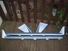 Toyota mr2 mk1  mark 1 4age aw11 side skirts spoiler trim breaking spares