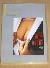 DVD / ENTRE ADULTES / STEPHANE BRIZE / EDITION SPECIALE / TRES BON ETAT