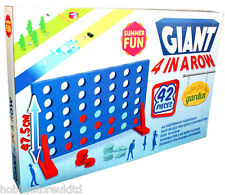 Giant Connect 4 Connect Four Line Up 4 In A Row Four In A Line Board Game Family
