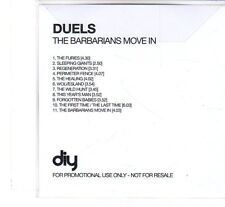 (FT329), Duels, The Barbarians Move In - 2008 DJ CD