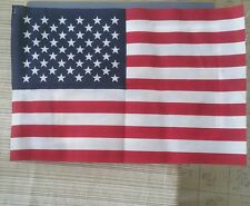 "5-American Flags 12"" x 18"" POLYESTER"