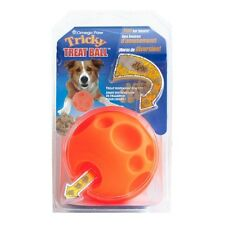 Omega Paws Tricky Treat Ball Dog Toy SMALL