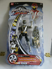 BANDAI POWER RANGERS RPM RAPID PURSUIT WOLF RANGER ACTION FIGURE CARDED