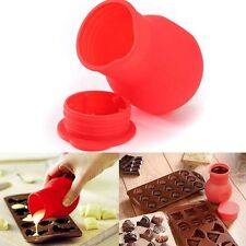 Milk Practical Sauce Cup Pouring Chocolate Melting Cup Butter Mould Baking