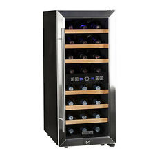 New TWR247ESS - Koldfront 24 Bottle Free Standing Dual Zone Wine Cooler