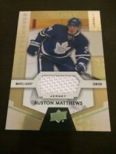 2016-17 Upper Deck Trilogy Auston Matthews Jersey /399