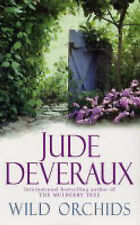 Jude Deveraux Wild Orchids Very Good Book