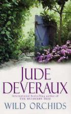 Jude Deveraux Wild Orchids Very Good Book