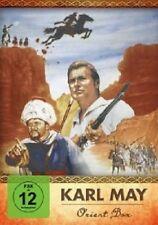 KARL MAY-ORIENT BOX  3 DVD  SPIELFILM  NEU
