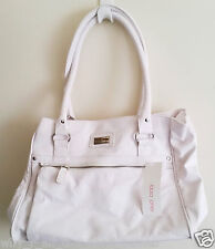 Womens Authentic LAURA JONES Fashion Shoulder HANDBAG White BNWT