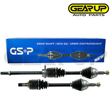Pair 2 CV Joint Axle Shaft Front Right Left For Nissan Murano S SE SL 3.5L FWD