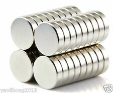 25pcs Small Disc Cylinder Neodymium Magnets 7 x 3 mm Round Rare Earth Neo N50