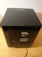 HARMAN KARDON SB-30 SUB / BASS / WIRELESS SUBWOOFER / BLACK / NEU !  #00068