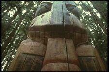 176015 Totem Pole Sitka Alaska A4 Photo Print