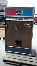 Vintage Pepsi Vending Machine for Cans