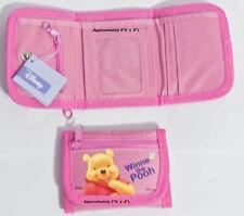Disney Winnie The Pooh Tri Fold Kids Wallet